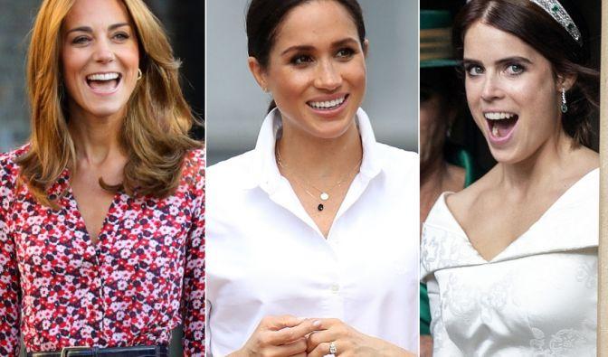 Kate Middleton, Meghan Markle und Prinzessin Eugenie schwanger