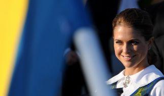 Prinzessin Madeleine von Schweden konnte ihre Tränen nicht unterdrücken. (Foto)