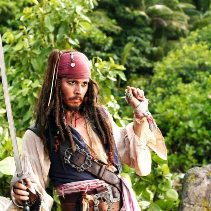 Jack-Sparrow-Doppelgänger ertrinkt beim Stand-Up-Paddling (Foto)