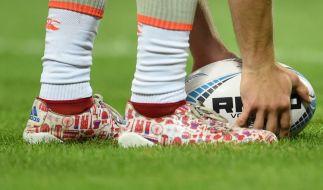 Ein Rugby-Spieler ist nach einem Unfall beim Spiel gestorben. (Foto)