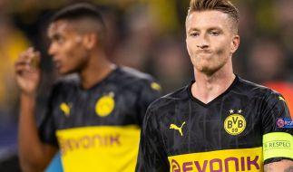 Dortmund siegt mit Marco Reus in Prag. (Foto)