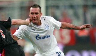 Fußballer Fernando Ricksen (l.) wurde nur 43 Jahre alt. (Foto)