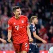 FC Bayern müht sich ins Achtelfinale! Alle CL-Ergebnisse vom 4. Spieltag (Foto)