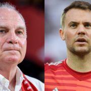 Torwart-Streit um Manuel Neuer eskaliert!Bayern-Boss attackiert DFB (Foto)