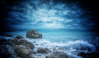 In Griechenland haben Unwetter und ein Seebeben für Chaos gesorgt. (Foto)