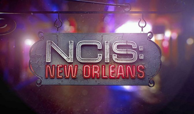 """""""Navy CIS: New Orleans"""""""
