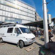 Haftbefehl gegen Messerstecher aus der U-Bahn-Station (Foto)