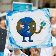 Polizei verteidigt Vorgehen bei Klimademo in Hamburg gegen Kritik (Foto)
