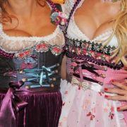 Sexy Oktoberfest-Dirndl! Die heißesten Promi-Dekolletés der Wiesn (Foto)