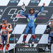 Alle Ergebnisse vom Rennen der Moto3, Moto2 und MotoGP (Foto)
