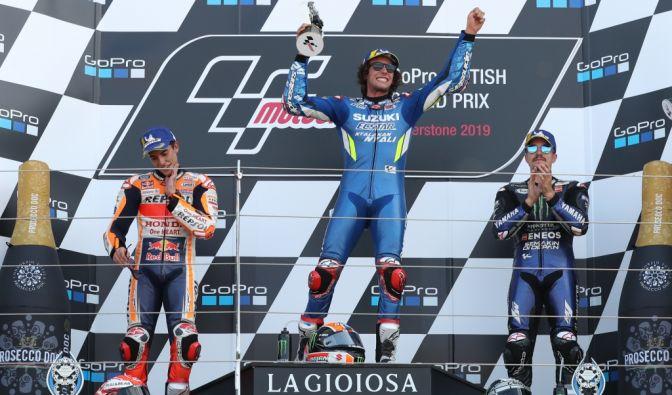 MotoGPAragón 2019 Ergebnisse