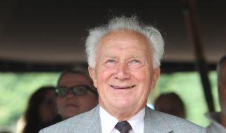 Siegmund Jähn ist mit 82 Jahren gestorben. (Foto)