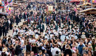 Das Volksfest heute (Foto)