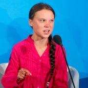 Klima-Greta schockt mit Wut-Rede - Trump verspottetKlimaaktivistin (Foto)