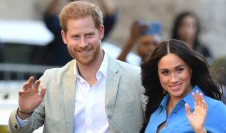 Prinz Harry und Meghan Markle besuchen Südafrika - und schon schießen Gerüchte um eine zweite Schwangerschaft der Herzogin von Sussex ins Kraut. (Foto)