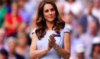 Anscheinend ist Kate Middleton gar nicht so nett, wie sie immer tut. (Foto)
