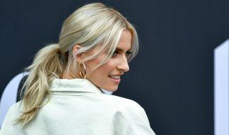 Model Lena Gercke hat es perfektioniert, sich vor der Kamera in Szene zu setzen. (Foto)