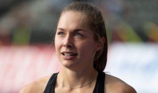 Die deutsche Sprinterin Gina Lückenkemper. (Foto)