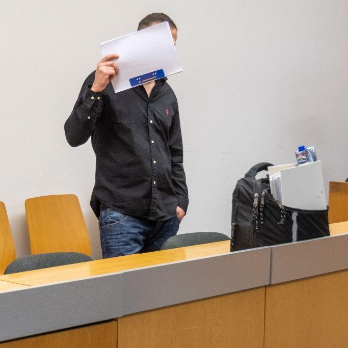 Deutscher überträgt Folter seiner Freundin via Skype (Foto)