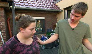 Sarafina und Peter Wollny im ersten Ehekrach (Foto)