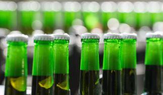 Die Bio-Brauerei Lammsbräu hat sein Bio-Bier wegen falscher Etikettierung zurückgerufen. (Foto)