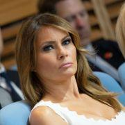 First Lady auf Twitter beschimpft! Ist ihr Donald Trumps Schicksal egal? (Foto)