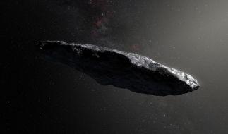 Ein Amateurastronomen aus der Ukraine hat am 30. August 2019 den Kometen 2I/Borisov entdeckt. (Symbolbild) (Foto)
