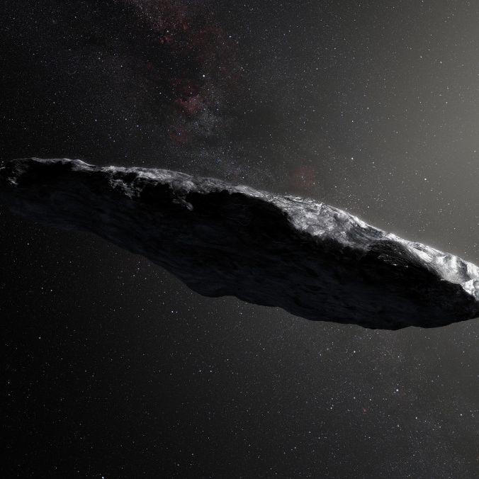 150.000 km/h schnell! Alien-Komet rast auf die Erde zu (Foto)