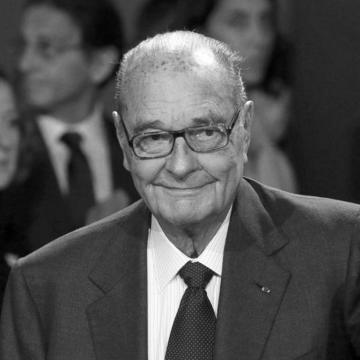 Trauer um Jacques Chirac: Der ehemalige französische Staatspräsident ist im Alter von 86 Jahren gestorben. (Foto)