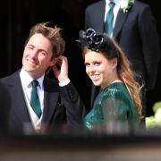 Blitz-Verlobung nach 11 Monaten! Queen-Enkelin feiert Hochzeit und wird Stiefmutter (Foto)