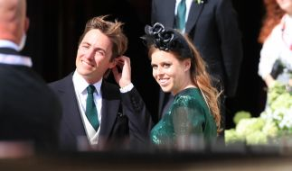 Prinzessin Beatrice von York wird ihren Freund, den Millionär Edoardo Mapelli Mozzi, heiraten. (Foto)