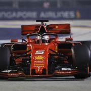 Vettel rast auf Platz 2 - Bottas siegt in Suzuka! Hamilton nur auf 3 (Foto)