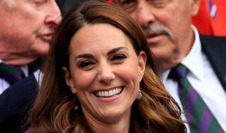 Was wohl Kate Middleton von der schlüpfrigen Geschäftsidee ihrer Freundin hält? (Foto)
