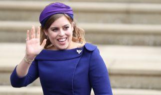 Prinzessin Beatrice von York kommt unter die Haube - die älteste Tochter von Prinz Andrew hat sich nach elf Monaten Beziehung mit ihrem Freund Edoardo Mapelli Mozzi verlobt. (Foto)