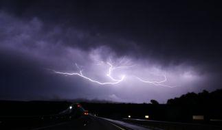 Auf Deutschland rollt eine Sturmfront zu. (Foto)