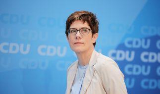 Annegret Kramp-Karrenbauer (Foto)
