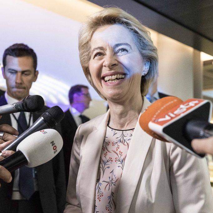 Gehalt enthüllt! SO VIEL kassiert sie alsEU-Kommissionspräsidentin (Foto)