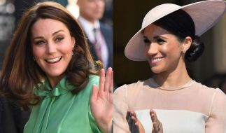 Nicht nur Kate Middleton und Meghan Markle dominierten in dieser Woche die royalen News. (Foto)