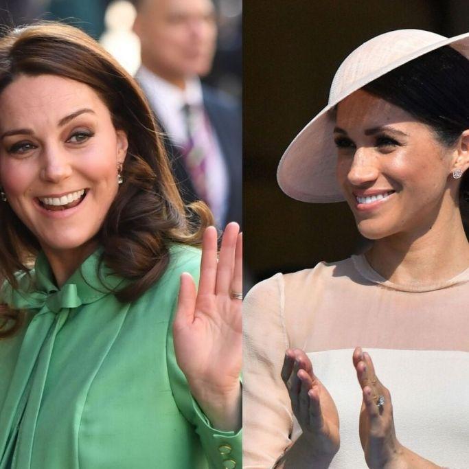Die Royals zwischen Baby-News und Hammer-Hochzeitsglück (Foto)