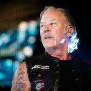 Sorge um James Hetfield (56)! SO geht es dem Metal-Frontmann jetzt (Foto)