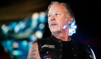 Metallica-Frontmann James Hetfield. (Foto)