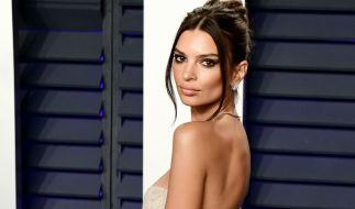 Die 29-jährige Emily Ratajkowski ist nicht nur als Supermodel wahnsinnig erfolgreich. (Foto)