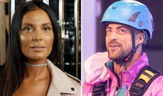 """Janine Pink fand nach """"Promi Big Brother"""" 2019 mit Tobias Wegener eine neue Liebe. (Foto)"""