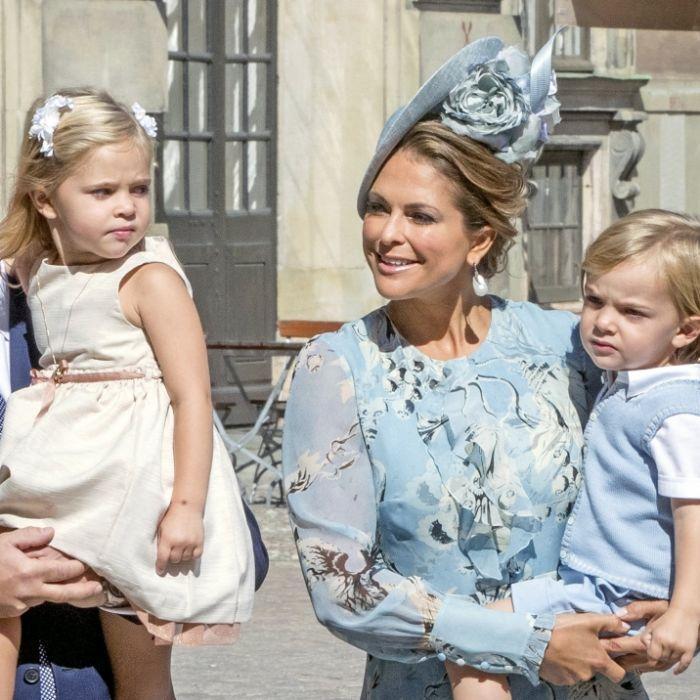 Baby-Offenbarung! DAVON wurde Prinzessin Madeleine überrumpelt (Foto)