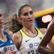 Für DIESES Leichtathletik-Ass ist kein Hindernis zu hoch (Foto)