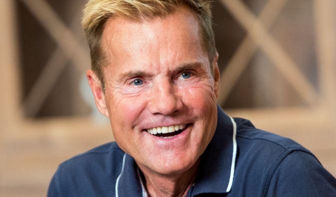 Dieter Bohlen auf Mega-Tournee