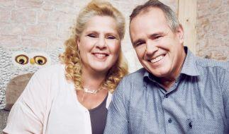 """Silvia und Harald von """"Die Wollnys"""" (Foto)"""