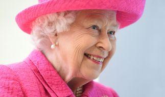 Queen Elizabeth II. traf die Band Wham! privat. (Foto)
