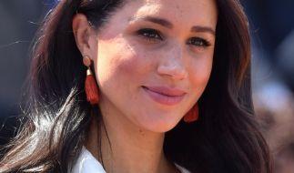 Meghan Markle zeigte in Südafrika zu viel Haut. (Foto)