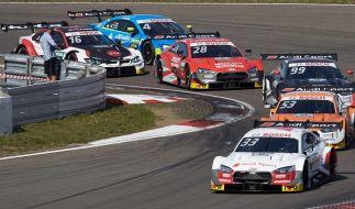 Auf dem Hockenheimring findet vom 04. bis zum 06.10. das 9. DTM-Rennen statt. (Foto)